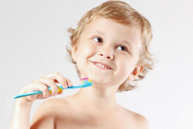 子どもの虫歯をチェック・予防