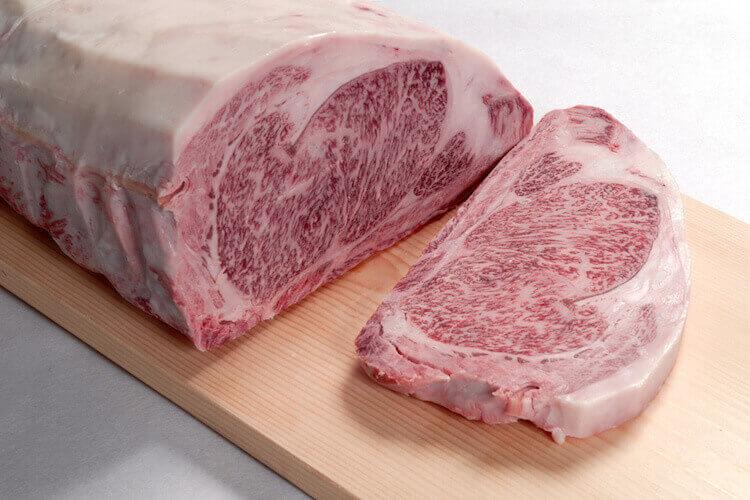 A5ランクのお肉