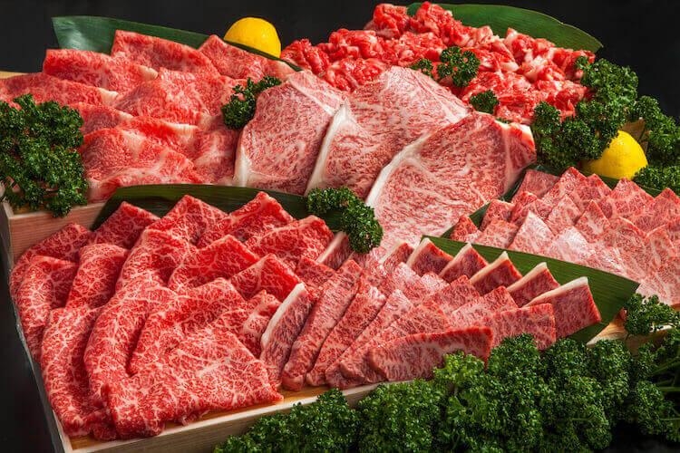 選べるお肉のカタログギフト