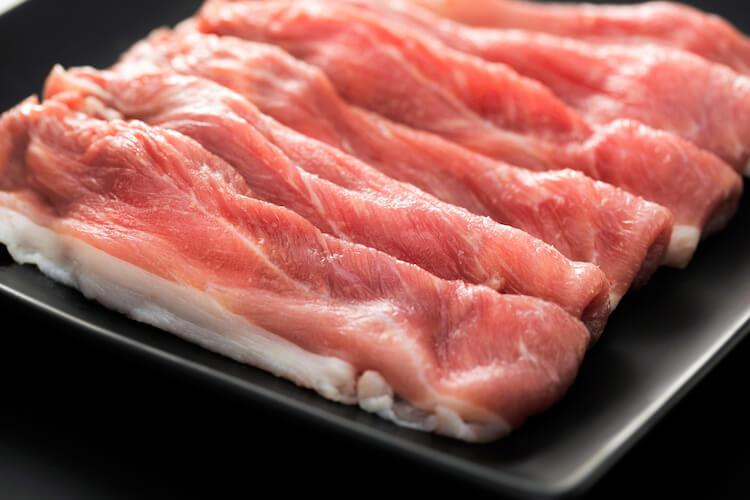 高級豚肉のギフト